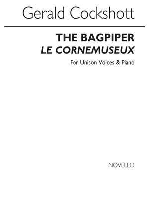 Gerald Wilfred Cockshott: The Bagpiper Unison