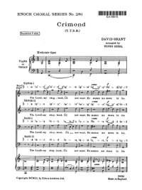 Grant Crimond: The Lord's My Shepherd
