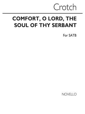 William Crotch: Comfort O Lord