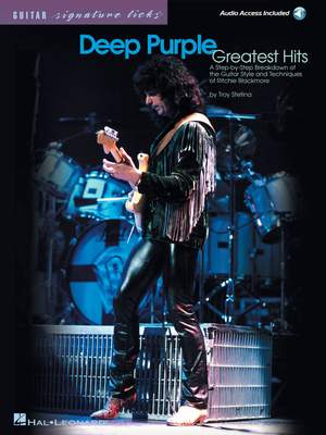 Deep Purple - Greatest Hits Product Image