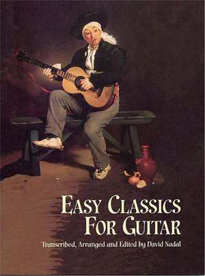 David Nadal: Easy Classics For Guitar