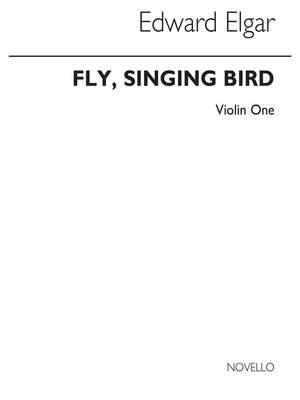 Edward Elgar: Fly Singing Bird Fly Op.26 No.2 (Violin 1)