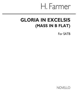 H. Farmer: Gloria In Excelsis From Mass In B Flat