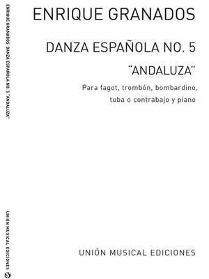 Danza Espanola No.5 Andaluza (Amaz)