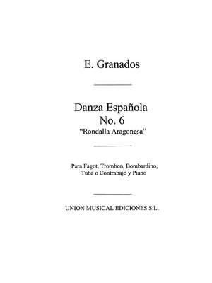 Danza Espanola 6 Rondalla Aragonesa