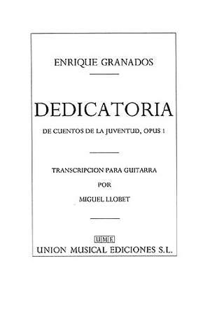 Didicatoria Op.1
