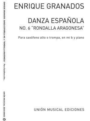 Danza Espanola No.6