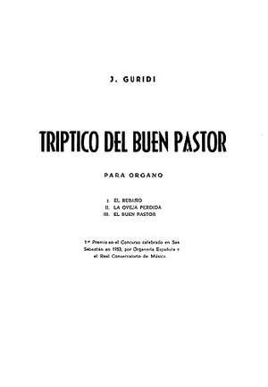 Jesus Guridi: Triptico Del Buen Pastor