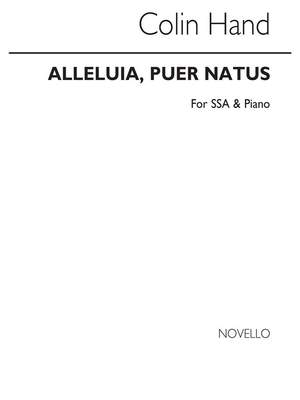 Colin Hand: Alleluia Puer Natus