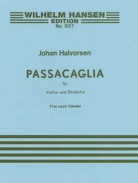 Georg Friedrich Händel_Johan Halvorsen: Passacaglia