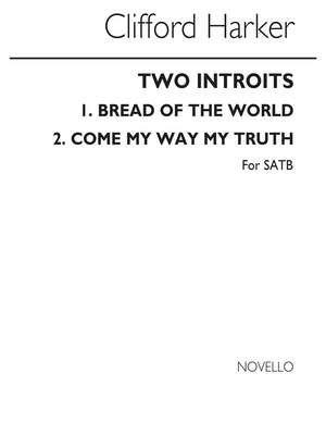 Clifford Harker: Two Introits