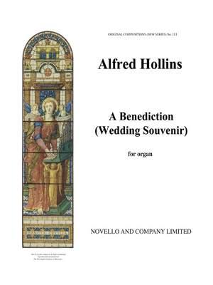 Alfred Hollins: Benediction- A Wedding Souvenir