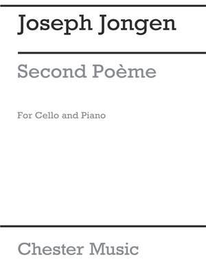 Joseph Jongen: Second Poeme Op. 46