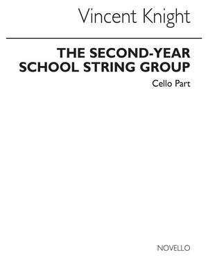 V. Knight: Second Year School String Band Vlc