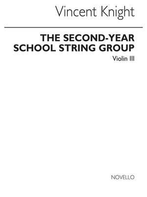 V. Knight: Second Year School String Band Vln 3