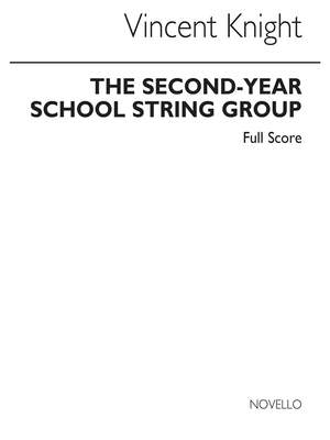 V. Knight: Second Year School String Group Score
