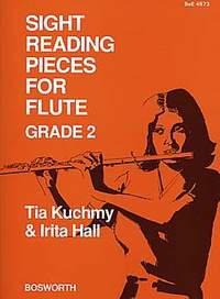 Sight Reading Pieces For Flute Grade 2