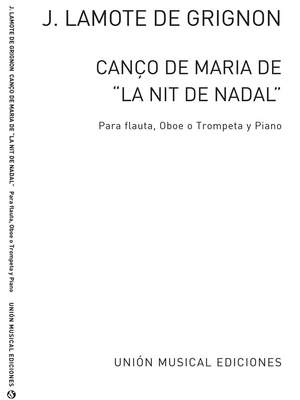 Canco De Maria