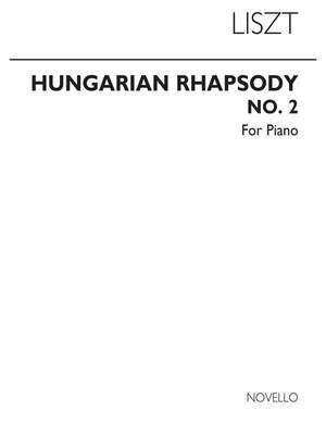 Franz Liszt: Hungarian Rhapsody No 2 Piano