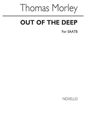Thomas Morley: Out Of The Deep