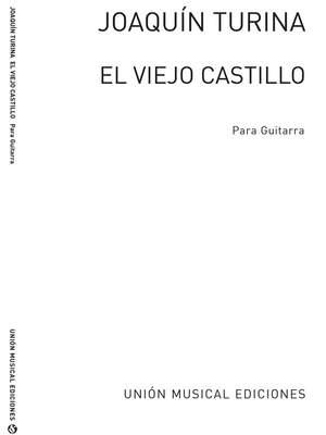 El Viejo Castillo De Cuadros De Una Expscion