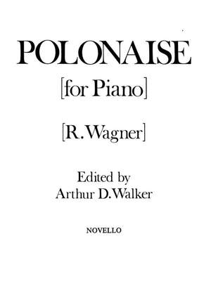 Richard Wagner: Polonaise for Piano