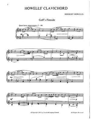 Herbert Howells: Howells' Clavichord (Complete)