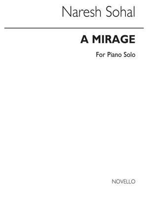 Naresh Sohal: Mirage for Piano