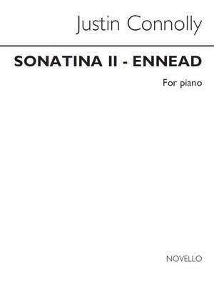 Justin Connolly: Ennead Night Thoughts for Solo Piano