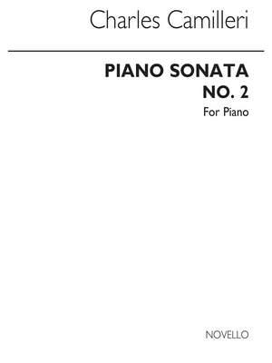 Charles Camilleri: Piano Sonata No.2 Op.15