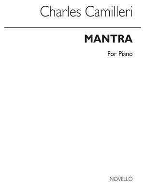 Charles Camilleri: Mantra for Piano