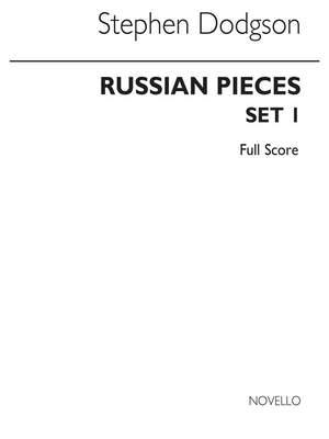 Stephen Dodgson: Russian Pieces Set 1