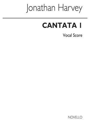 Jonathan Harvey: Cantata I