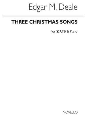 E.M. Deal: Three Christmas Songs Product Image