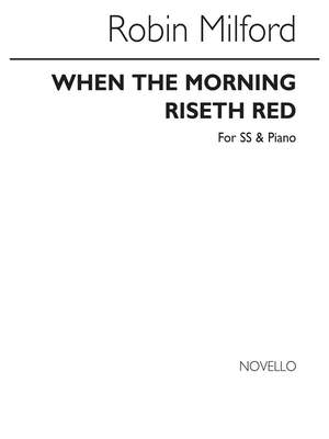 Robin Milford: When The Morning Riseth