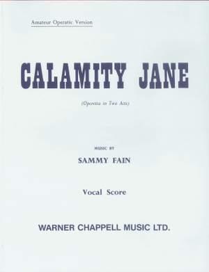 P. Webster_S. Fain: Calamity Jane