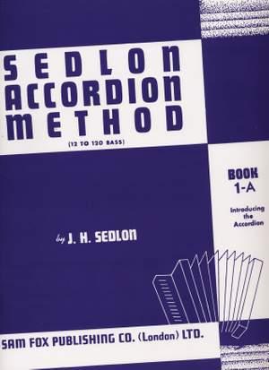 J.H. Sedlon: Sedlon Accordion Method 1A