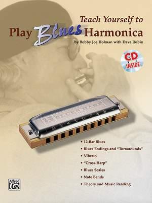 Teach Yourself to Play Blues Harmonica