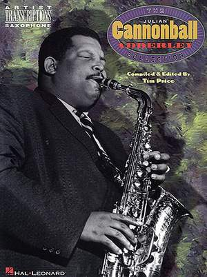 Julian Cannonball Adderley Collection