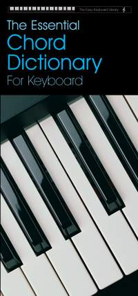 Easy Keyboard Library: Chord Dictionary
