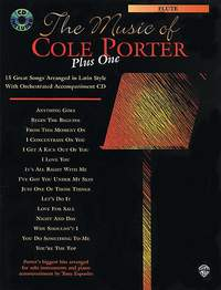 The Music Of Cole Porter Plus One (Flute)