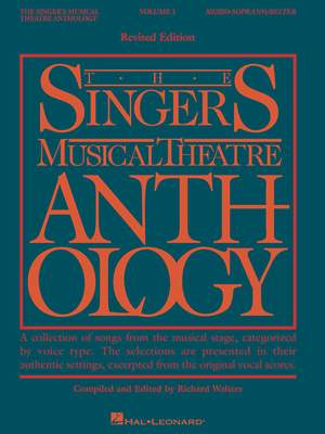 The Singer's Musical Theatre Anthology - Volume One (Mezzo-Soprano/Belter)