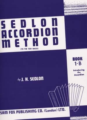 J.H. Sedlon: Sedlon Accordion Method 1B