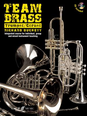 Richard Duckett: Team Brass. Trumpet/Cornet