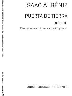 Isaac Albéniz: Puerta De Tierra Bolero