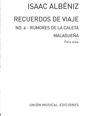Isaac Albéniz: Rumores De La Caleta - Malaguena