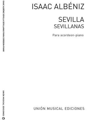Isaac Albéniz: Sevilla Sevillanas