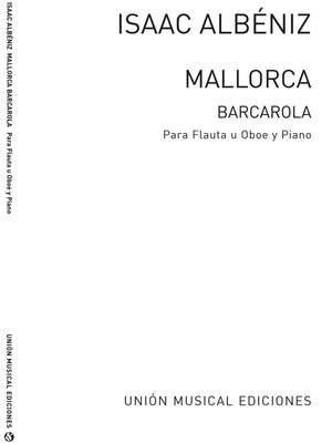 Isaac Albéniz: Mallorca Barcarola