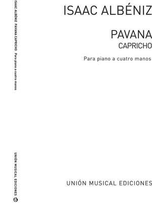 Isaac Albéniz: Pavana Capricho Piano for 4 Hands