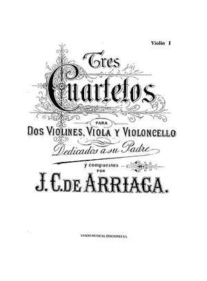 Tres Cuartetos For String Quartet